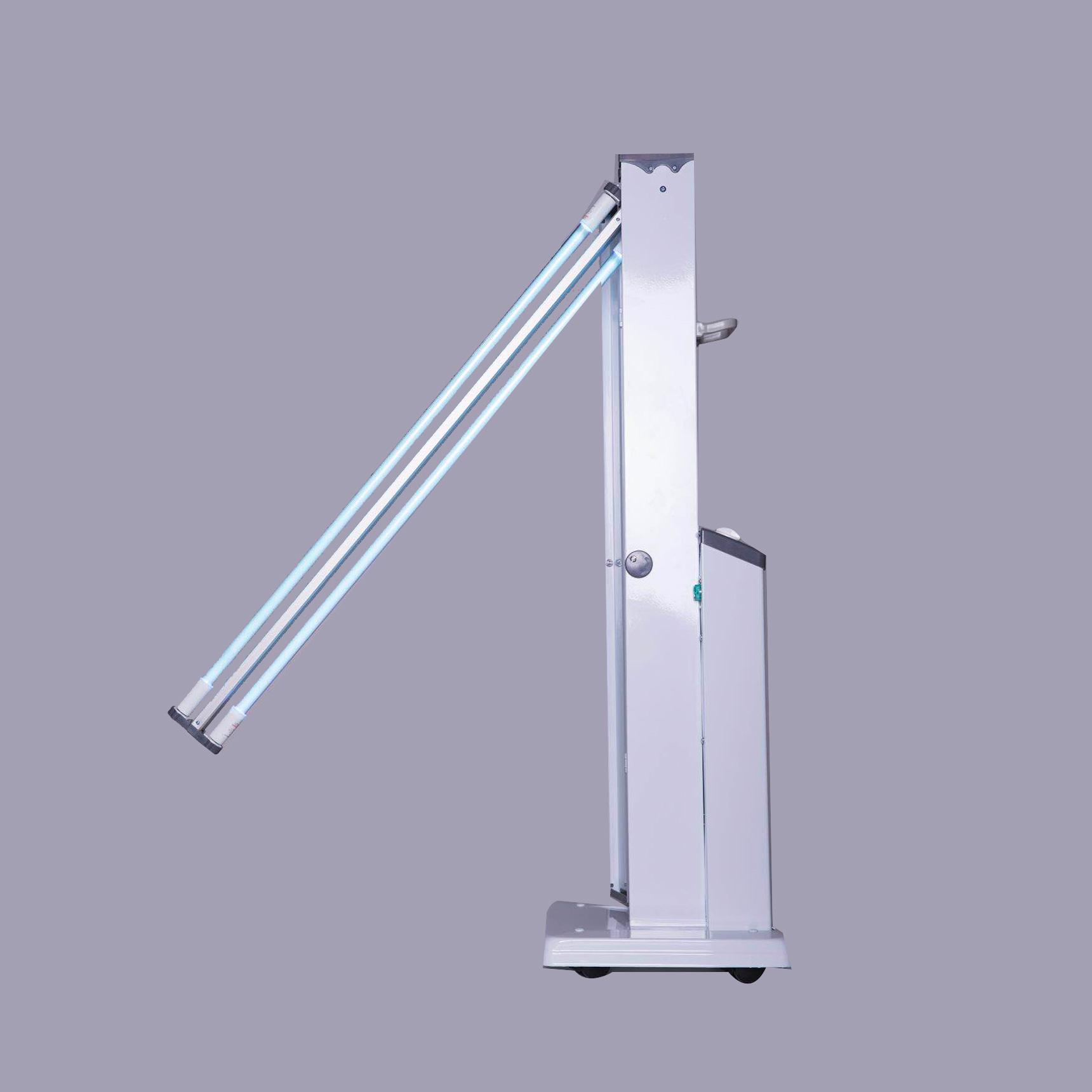 移动紫外线杀菌灯车
